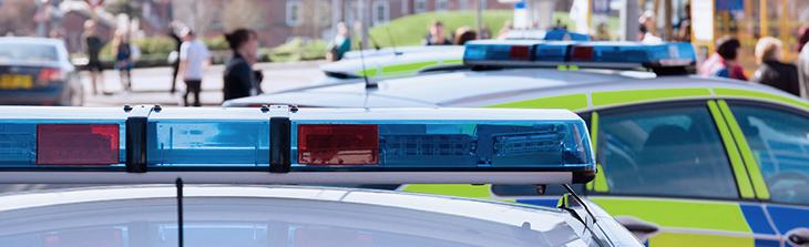 vehiculos de emergencia policial